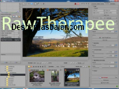 RawTherapee 5.4 captura de pantalla