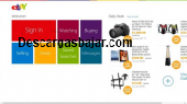 eBay App Windows 2017 captura de pantalla