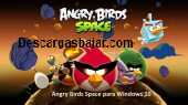 Angry Birds Space para Windows 10 18 captura de pantalla