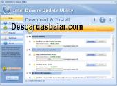 Intel Driver Update Utility 2.6.1.5 captura de pantalla