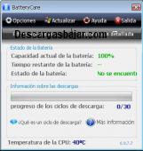 Batterycare Portable 0.9.29 captura de pantalla