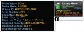 Battery Meter 2.7 captura de pantalla