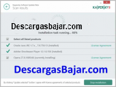 Kaspersky Software Updater Beta captura de pantalla