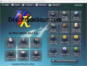 Ultra Virus Killer portable 10.9.5.0 captura de pantalla
