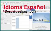 HomeBank Windows 5.1.6 captura de pantalla