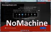 NoMachine Windows 5.3.12.5 captura de pantalla