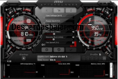MSI Afterburner 4.4.2 captura de pantalla
