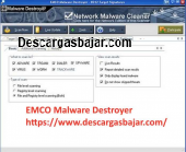 Malware Destroyer Software 8.2.25 captura de pantalla