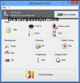 BATExpert 1.11.0.17 captura de pantalla