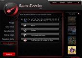 Razer Cortex Game Booster 8.7.16 captura de pantalla