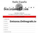 Radios en linea 2019 captura de pantalla