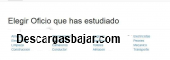 Buscador de empleo por Internet 2019 Español captura de pantalla