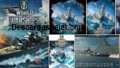World of Warships online multijugador 3.0 Español captura de pantalla