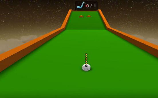 Mini Golf online 2020 Español captura de pantalla