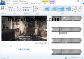 Movie Maker Update Windows Vista 2020 captura de pantalla