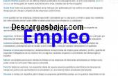 Encontrar trabajo por el mundo 2020 Español captura de pantalla