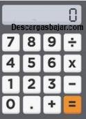 Calculadora Basica Online gratis 2021 Español captura de pantalla