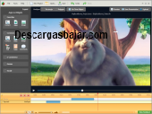ClickBerry editor de video 3.9 captura de pantalla