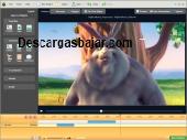 ClickBerry editor de video 3.9 captura de pantalla