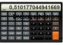 Calculadora cientifica gratis 2.0 captura de pantalla