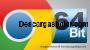Google Chrome 64 bits 48.0.2564.110 captura de pantalla