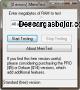 MemTest Windows 5.0 captura de pantalla