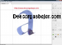 BirdFont Windows 3.6 captura de pantalla